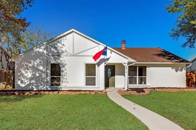 2816 Dickens Lane, Flower Mound, TX 75028 (MLS #14489492) :: RE/MAX Landmark