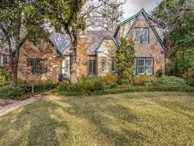 1533 W Colorado Boulevard, Dallas, TX 75208 (MLS #14489514) :: Real Estate By Design