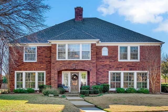 3103 Wren Lane, Richardson, TX 75082 (MLS #14489524) :: The Kimberly Davis Group