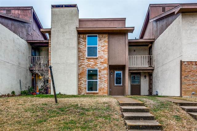1402 S Carrier Parkway #403, Grand Prairie, TX 75051 (MLS #14489531) :: All Cities USA Realty
