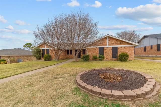 6529 Spring River Lane, North Richland Hills, TX 76180 (MLS #14489636) :: The Mauelshagen Group