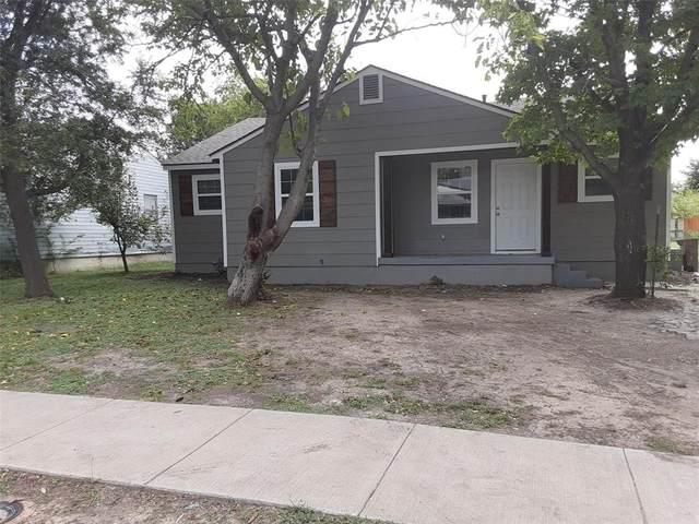 606 18th Street #2, Grand Prairie, TX 75050 (MLS #14489659) :: Real Estate By Design