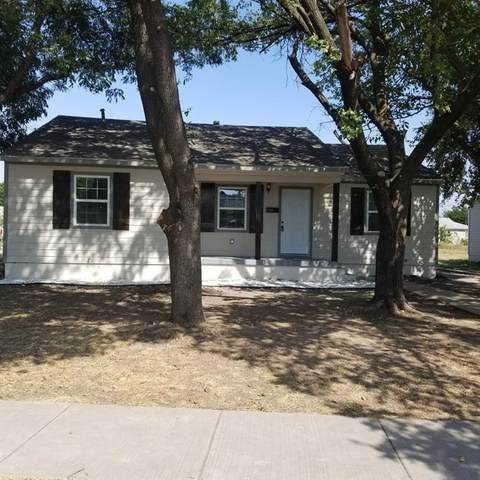 514 18th Street #2, Grand Prairie, TX 75050 (MLS #14489663) :: Real Estate By Design