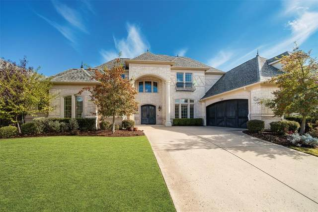 6548 Crown Forest Drive, Plano, TX 75024 (MLS #14489929) :: The Good Home Team