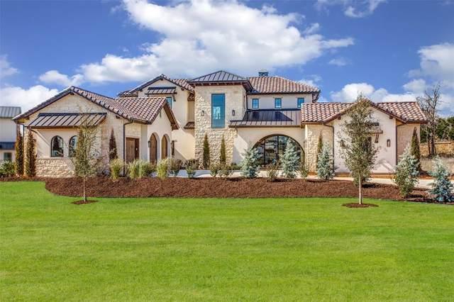 1826 Seville Cove, Westlake, TX 76262 (MLS #14489952) :: Real Estate By Design