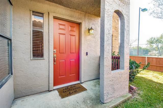 4242 N Capistrano Drive #112, Dallas, TX 75287 (MLS #14490247) :: All Cities USA Realty