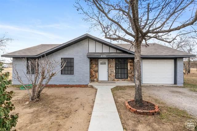 2301 Main Boulevard, Brownwood, TX 76801 (MLS #14490344) :: Potts Realty Group