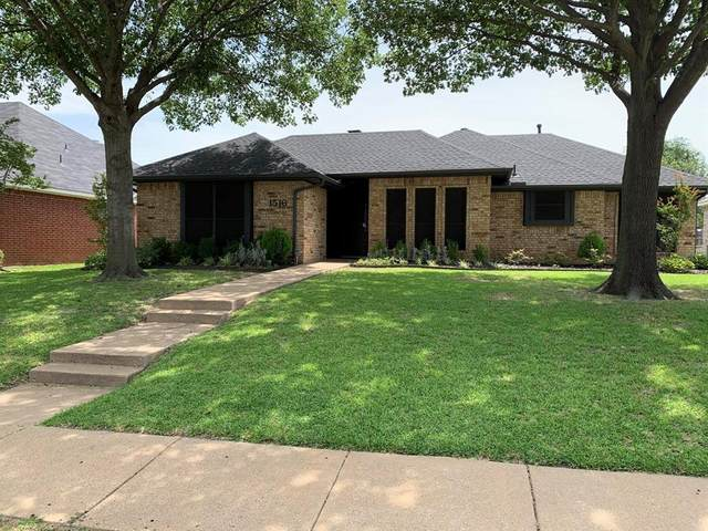 1516 Valencia Drive, Plano, TX 75074 (MLS #14490371) :: Real Estate By Design