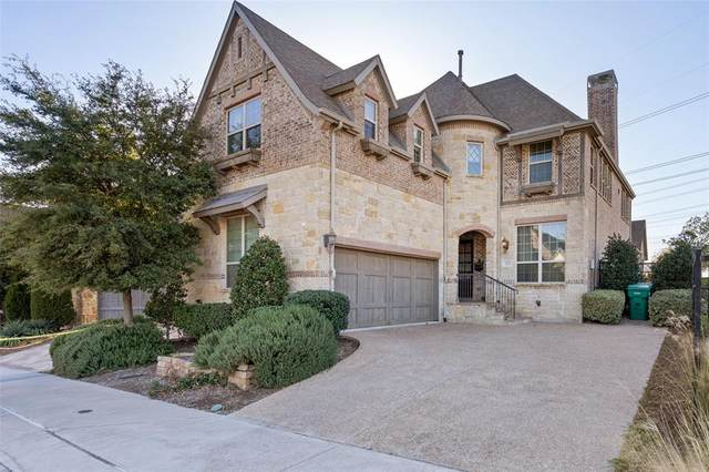 620 The Lakes Boulevard, Lewisville, TX 75056 (MLS #14490634) :: The Good Home Team