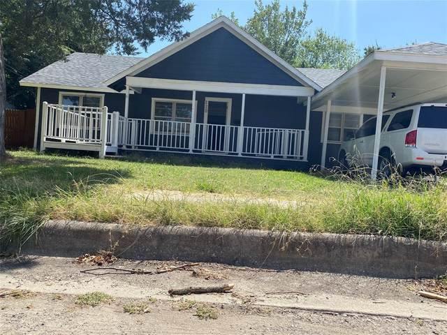 220 N 3rd Street, Wills Point, TX 75169 (MLS #14490686) :: Maegan Brest | Keller Williams Realty