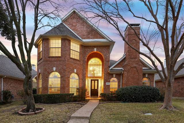 8925 Lakewood Drive, Irving, TX 75063 (MLS #14490692) :: The Good Home Team