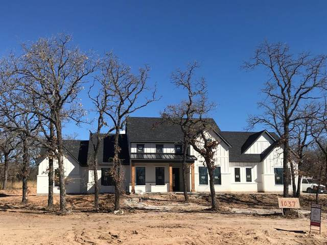 1037 Forest Glen Road, Weatherford, TX 76087 (MLS #14490773) :: All Cities USA Realty