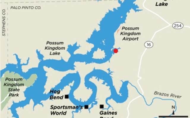 1536 Hummingbird Lane, Possum Kingdom Lake, TX 76449 (MLS #14490887) :: The Daniel Team