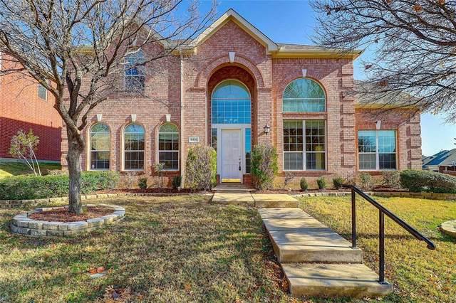 8910 Forest Hills Drive, Irving, TX 75063 (MLS #14490908) :: The Mauelshagen Group