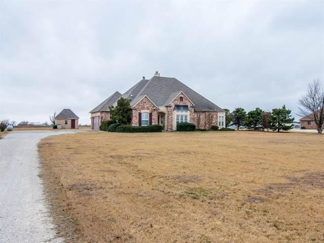 10861 Jackson Road, Krum, TX 76249 (MLS #14491012) :: The Mauelshagen Group