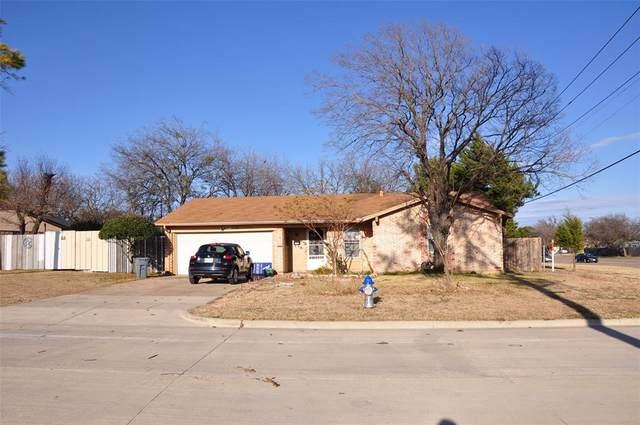 421 E Glendale Street, Crowley, TX 76036 (MLS #14491064) :: The Hornburg Real Estate Group