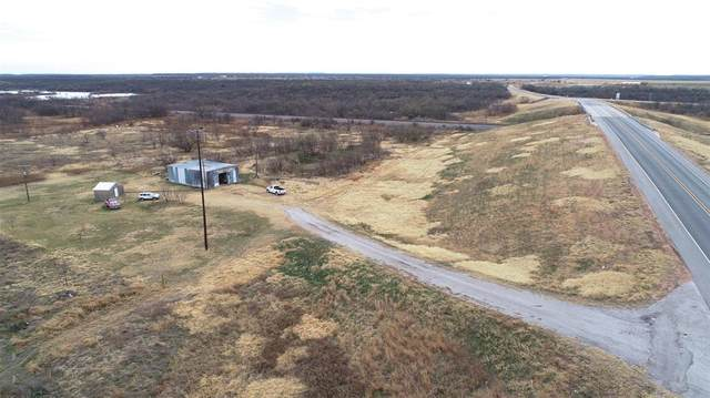 174 Hwy 283 S, Baird, TX 79504 (MLS #14491092) :: The Kimberly Davis Group
