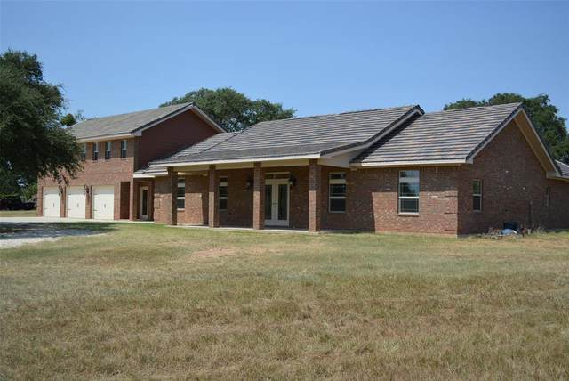 790 S Hwy. 16, Goldthwaite, TX 76844 (MLS #14491190) :: Real Estate By Design