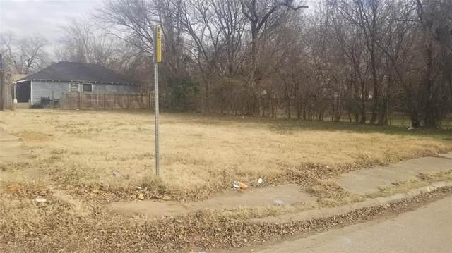 3500 Latimer Street, Dallas, TX 75215 (MLS #14491226) :: The Kimberly Davis Group
