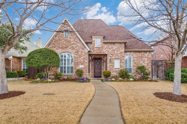 3804 Johnson Street, Frisco, TX 75034 (MLS #14491234) :: Hargrove Realty Group