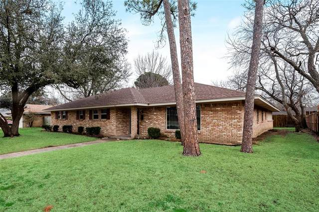 717 Finland Street, Grand Prairie, TX 75050 (MLS #14491259) :: Robbins Real Estate Group