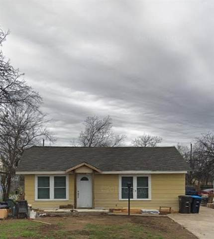 5413 Houghton Avenue, Fort Worth, TX 76107 (MLS #14491284) :: The Property Guys