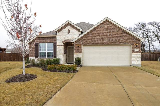 405 Windward Drive, Little Elm, TX 75068 (MLS #14491328) :: The Mauelshagen Group