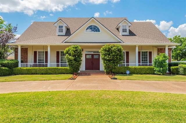 2100 Lakeridge Circle, Ennis, TX 75119 (MLS #14491344) :: The Kimberly Davis Group