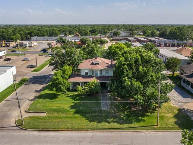 803 W Nash Street, Terrell, TX 75160 (MLS #14491454) :: The Rhodes Team