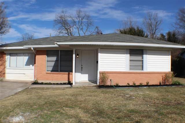 129 Tulip Drive, Garland, TX 75041 (MLS #14491482) :: Real Estate By Design