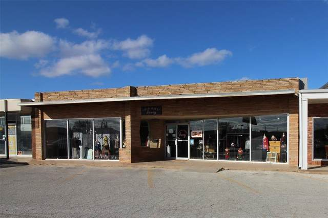 3532 N 6th Street, Abilene, TX 79603 (MLS #14491516) :: Real Estate By Design