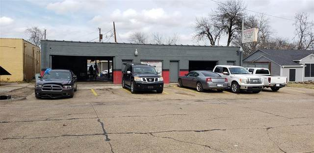 403 W Avenue G, Garland, TX 75040 (MLS #14491517) :: The Kimberly Davis Group