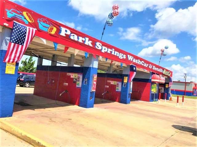 1920 Park Springs Boulevard, Arlington, TX 76013 (MLS #14491519) :: The Kimberly Davis Group