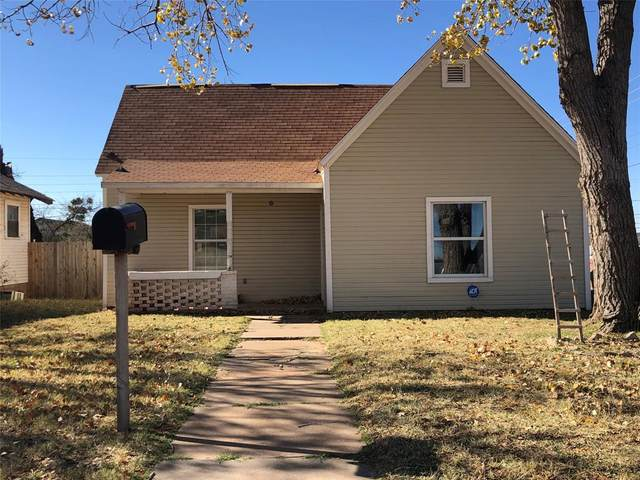 911 Elm Street, Sweetwater, TX 79556 (MLS #14491605) :: The Barrientos Group