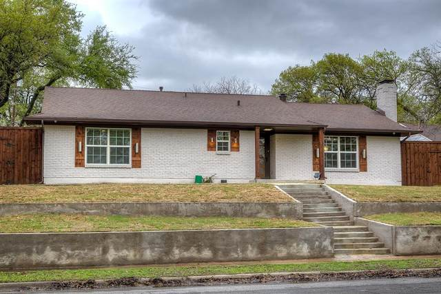 1635 W Pentagon Parkway, Dallas, TX 75224 (MLS #14491670) :: All Cities USA Realty