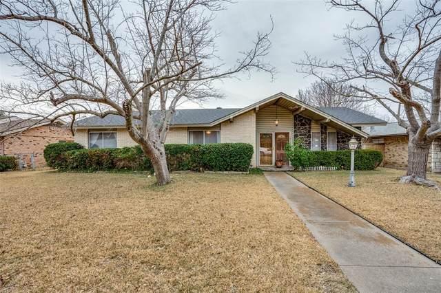 1413 Juneau Street, Grand Prairie, TX 75050 (MLS #14491890) :: The Mauelshagen Group