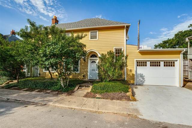 4031 Roswell Street, Dallas, TX 75219 (MLS #14491968) :: The Mauelshagen Group