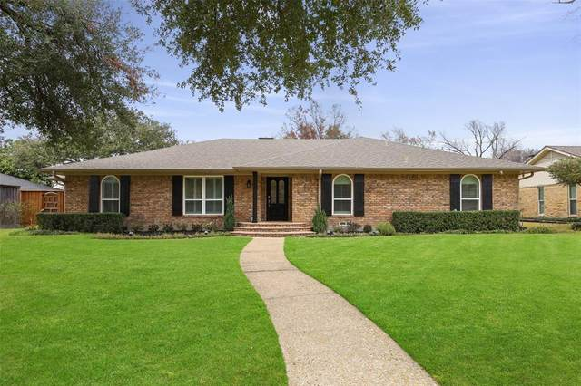 7611 Tanglecrest Drive, Dallas, TX 75254 (MLS #14491971) :: Hargrove Realty Group