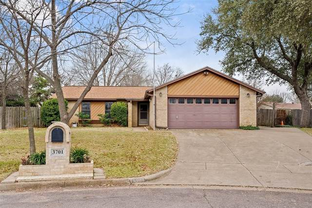 3701 Misty Court, Fort Worth, TX 76133 (MLS #14492155) :: The Chad Smith Team