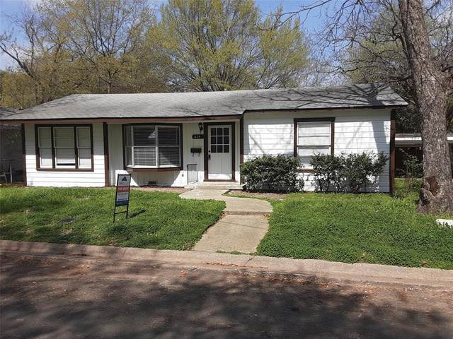 1424 Hackberry Avenue, Corsicana, TX 75110 (MLS #14492254) :: The Mitchell Group