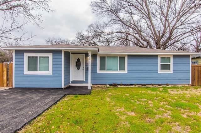 3939 Kearby Street, Haltom City, TX 76111 (MLS #14492266) :: Frankie Arthur Real Estate