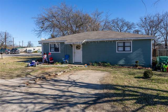 830 Rose Street, Denton, TX 76209 (MLS #14492337) :: The Kimberly Davis Group