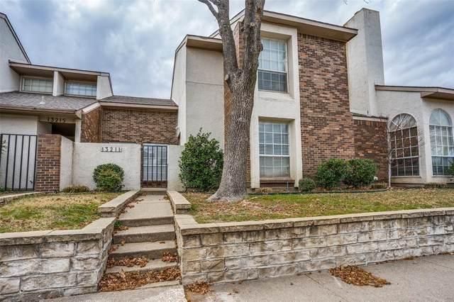 13211 Woodbend Lane, Dallas, TX 75243 (MLS #14492346) :: The Mauelshagen Group