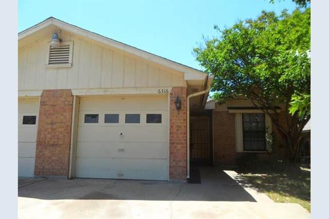 6316 Peggy Drive, Fort Worth, TX 76133 (MLS #14492354) :: The Mauelshagen Group