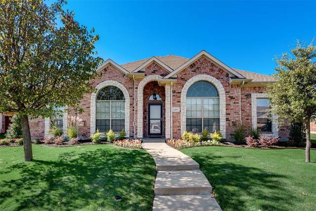 1217 Lost Valley Drive, Royse City, TX 75189 (MLS #14492375) :: All Cities USA Realty