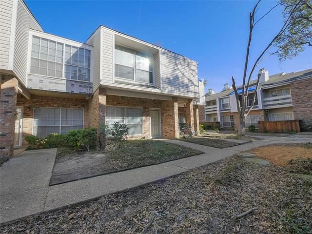 12921 Abrams Road #402, Dallas, TX 75243 (MLS #14492534) :: The Mauelshagen Group