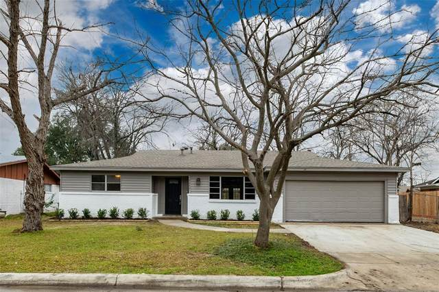 5220 Rutland Avenue, Fort Worth, TX 76133 (MLS #14492539) :: The Mauelshagen Group