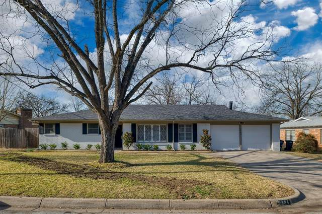 5904 Wheaton Drive, Fort Worth, TX 76133 (MLS #14492540) :: The Mauelshagen Group