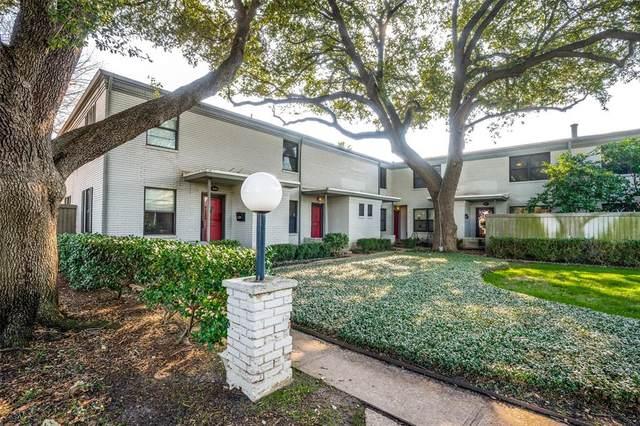 4915 N Hall Street, Dallas, TX 75235 (MLS #14492591) :: Maegan Brest | Keller Williams Realty