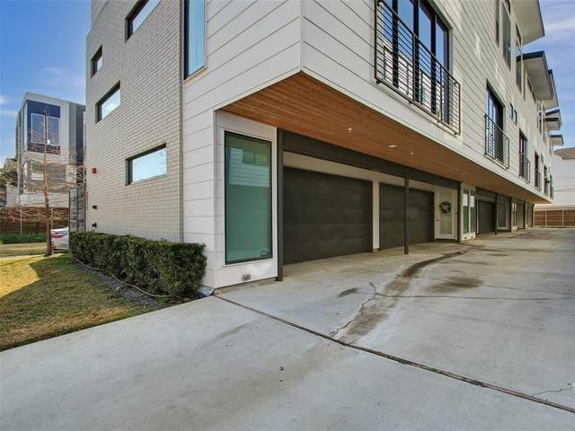 2211 Moser Avenue #5, Dallas, TX 75206 (MLS #14492698) :: The Mauelshagen Group